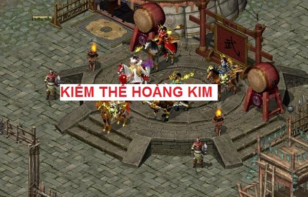 Kiếm Thế Hoàng Kim