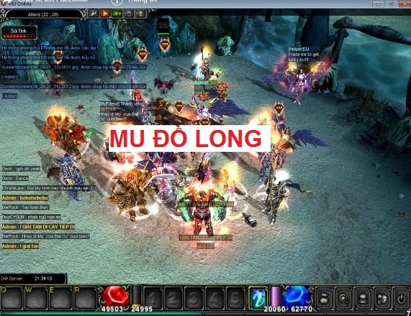 Mu Đồ Long Ss6.9