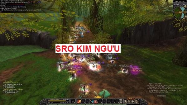 SRO Kim Ngưu