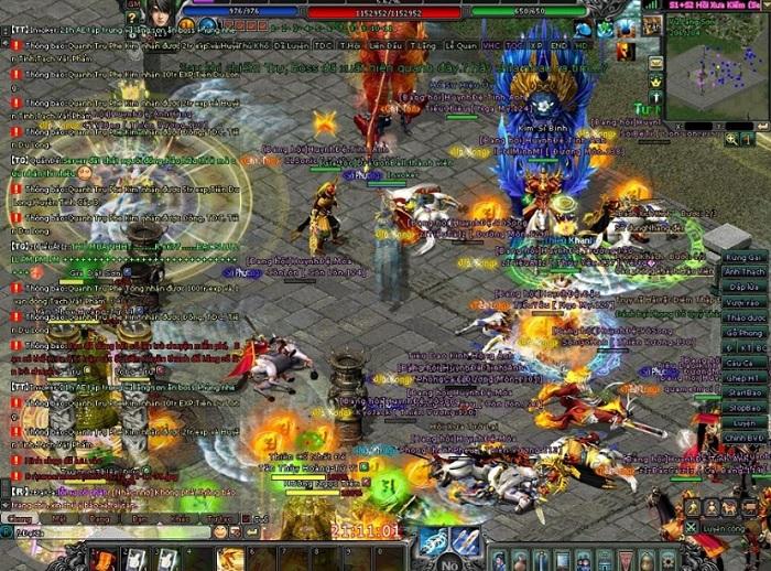 Tuyệt Đỉnh Kiếm Thế 2009